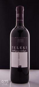 Teleki - Petit verdot 2012 - 0,75 bistro, borbár, étterem