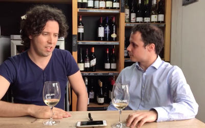 Videoblog 1 – mit kell tudni a borospohárról?