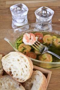 Chilis garnéla rák - 0,75 bistro, borbár, étterem