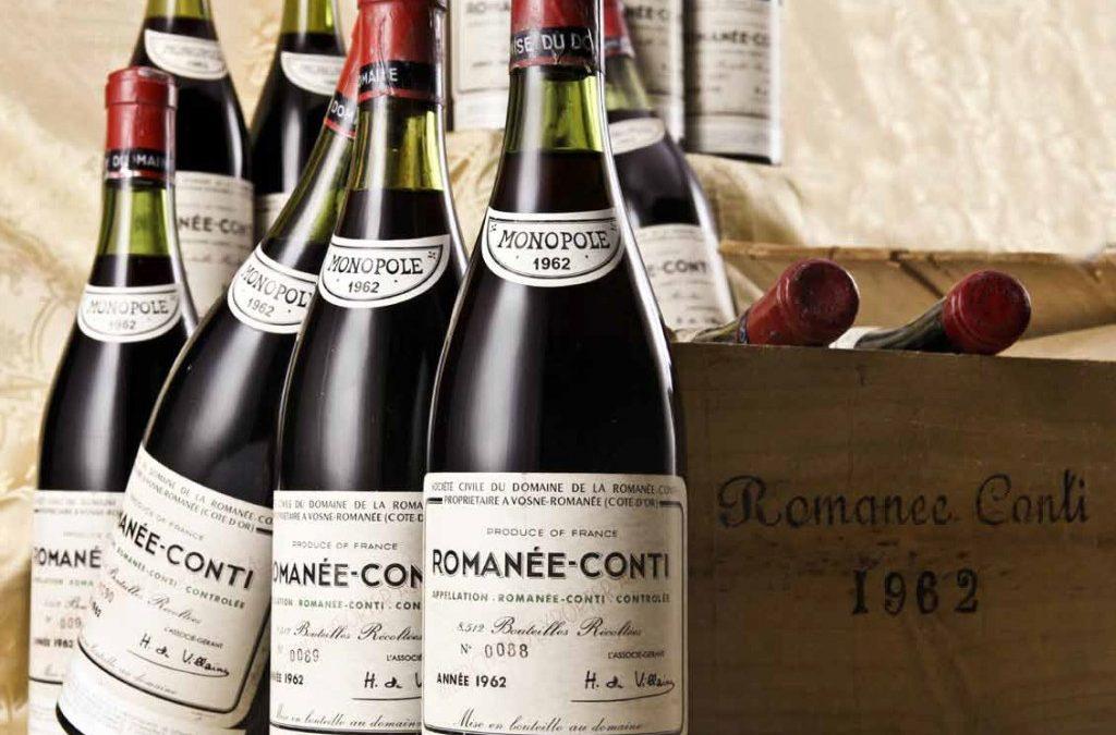 Az igazán drága presztízs borok, melyek egy részét talán soha nem issza meg senki