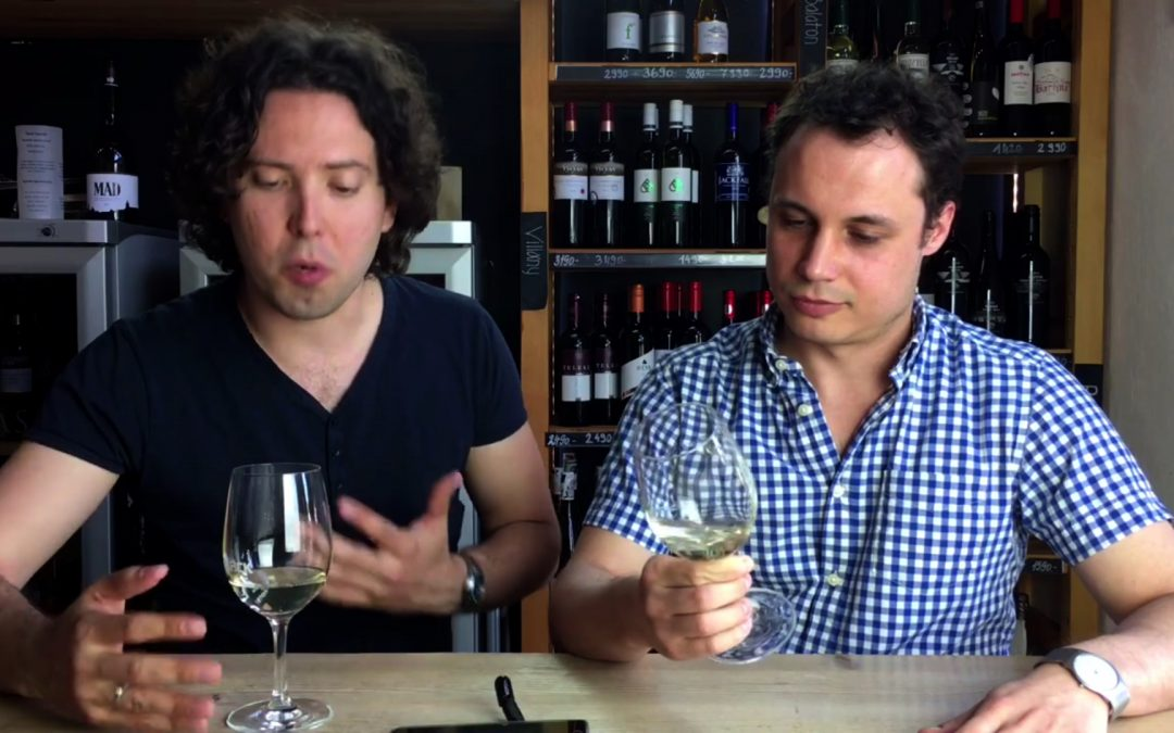 Videoblog 3 – Orral kóstolás