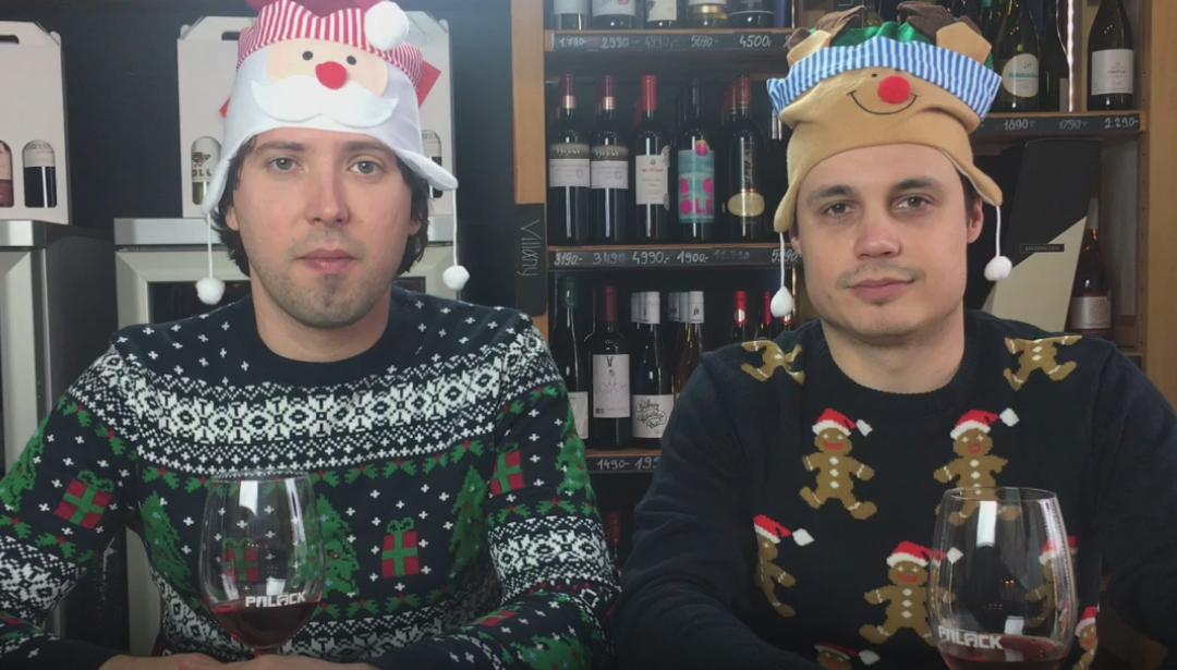 Bor Vlog 12 – Karácsonyi ételek, karácsonyi borok ?