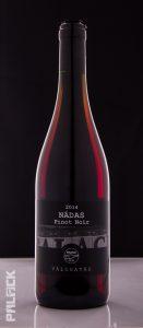 Nádas Szilárd - Pinot noir 2015 - 0,75 bistro, borbár, étterem a Bazilika mellett