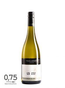 Yealands - L5 Single block sauvignon blanc 2016/2017 - 0,75 bistro, borbár, étterem a Bazilika mellett
