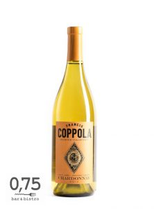 Coppola - Chardonnay 2014 - 0,75 bistro, borbár, étterem a Bazilika mellett