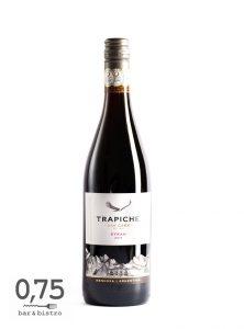 Trapiche - Syrah 2016 - 0,75 bistro, borbár, étterem a Bazilika mellett