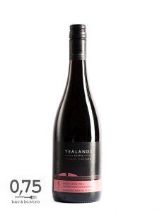 Yealands - Single vineyard Pinot noir 2015 - 0,75 bistro, borbár, étterem a Bazilika mellett