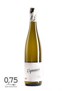 Eymann- Riesling classic 2015 - 0,75 bistro, borbár, étterem a Bazilika mellett