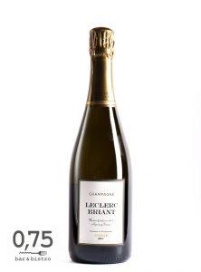 Leclerc Briant - Brut Reserve Champagne - 0,75 bistro, borbár, étterem a Bazilika mellett
