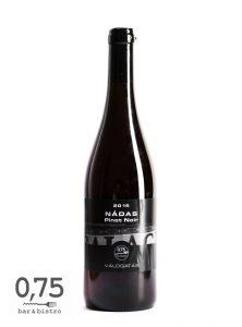 Nádas - Pinot noir 2015 - 0,75 bistro, borbár, étterem a Bazilika mellett