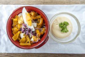 Tojásos szardella Piquillo paprikával - 0,75 bistro Bazilika, borbár, étterem