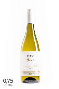 Pócz - Sauvignon blanc 2017 - 0,75 bistro, borbár, étterem a Bazilika mellett