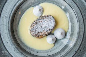 Mákos guba, vanília sodó - 0,75 bistro Bazilika, borbár, étterem